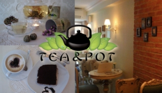 Tea and Pot